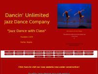 Dancin' Unlimited Jazz Dance Company - Jazz Dance with Class!