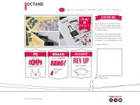 Octane: Staff Engagement Strategy, Public Relations, Design and Branding Agency