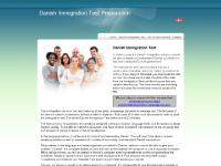 Danish Immigration Test Preparation - Home