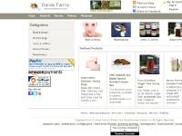 Dansk Farms | Raw Local Winter Park Orlando Florida Honey Co FL Pollen