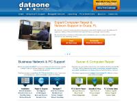 Business Network & PC Support – Computer & Service Repair | DataOne Networks - Ocala, Florida