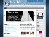 datia.org Drug and Alcohol Testing Industry Association, DATIA, random drug testing