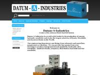 Datum-A-Industries - Hydraulic Manifolds, Header Manifolds, Junction Blocks