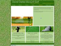 David Clarke Pro Golf - Home
