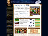 DaVinci Diamonds Slot - Test The Tumbling Reels Online For Free