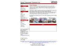 davispneumatic.co.uk Davis, pneumatic, systems