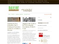 Day of Archaeology » A day in the life of archaeologists