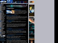 The DBZN, The Japanimation Information/Multimedia Site in the USA