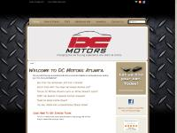DC Motors Atlanta - Welcome to DC Motors Atlanta.