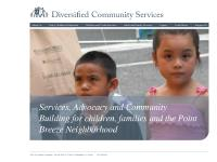 Diversified Community Services : Home