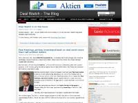 dealwatchblog.com Bankruptcy, Bonds, Corporate Governance