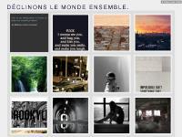 declin.tumblr.com Déclinons le monde ensemble., Posted Il y