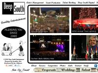 Deep South Entertainment - Artist Management, Event Production, Concerts and More