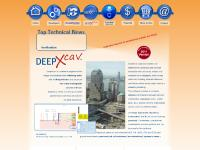 deepxcav.com retaining walls, limit-equilibrium, non linear