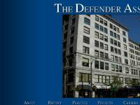 defender.org THE DEFENDER ASSOCIATION, PROJECTS, CAREERS