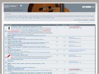 Guitarra clásica • Página principal