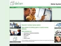 deliansystems.co.uk