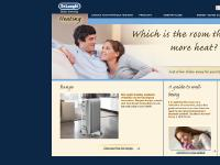 delonghiwarmtoes.com De'Longhi Better Everyday, Choose your portable Heaters, Products