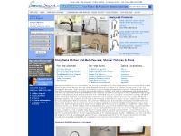 Delta Faucet | Delta Showers | Kitchen and Bathroom Faucets at Delta Depot.com