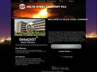 Welcome to DELTA STEEL COMPANY PLC