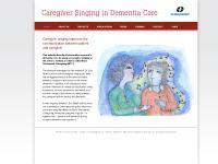 Caregiver Singing in Dementia Care
