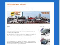 Home - Dependable Auto Transport