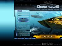 Online Games by Bigpoint | Man up and face the dangers at Deepolis