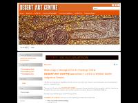 Desert Art Centre Authentic Aboriginal Artworks from Australia's Central and Western Deserts NT.