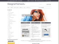 designerframes2u.com Designer glasses, glasses direct, authorised stockist