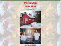 desjardinsmaple.com Desjardins Maple Syrup, Promote your Page too, Our Pictures