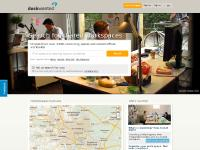 Deskwanted - Find collaborative workspaces worldwide! Search for desks in coworking spaces and shared offices.