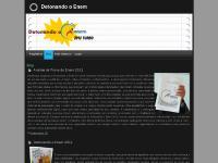 detonandooenem.com.br curso enem, apostila enem , enem 2012
