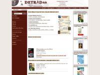 Detrad, librairie, éditions et fabricant décors maçonniques