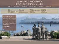 Dethlefs Sparwasser Reich Dickerson & Key | Edmonds Law Firm