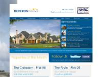 Developments, Deveron Park, Huntly, Kinmundy Heights