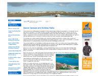 Ladram Bay Holiday Park, Peppermint Holiday Park Dawlish Warren, Portmile Holiday Lodges Cockwood, Torquay Holiday Park