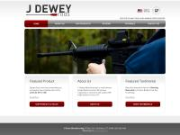 J. Dewey Quality Gun Cleaning Products...Kits Rods Bore Savers Gun Care