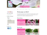 dgi.nl Pride in the floriculture profession, An eye for detail, Your eyes in the marketplace