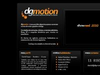 dgmotion - freelancer em motion graphics & design