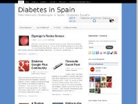 Diabetes in Spain