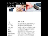 Diabetes och Gluten -