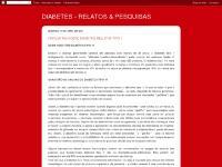 diabetosfera.blogspot.com 03:52, 0 comentários, 07:21