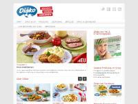E-Mail-Kontakt, Hier bekommen Sie Diäko, Impressum, Diäko-Shop