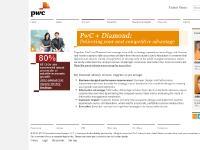 PwC + Diamond: Delivering your next competitive advantage