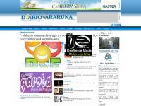 diariodeararuna.com.br Página Inicial, Notícias, Estado