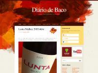 Diário de Baco - Um blog que fala de vinho, gastronomia e amizade