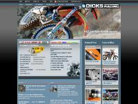 Dick's Racing - Motorcycle Performance, Suspension and Racing for Off-Road and Supermotos