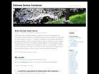 Ediméia Santos Cambraia | Só mais um site WordPress.com