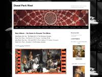 Diesel Park West | the official website for seminal rock band Diesel Park West and John Butler