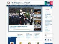 difesa.it Ministero della Difesa, Il portale del Ministero della Difesa Italiana, difesa.it